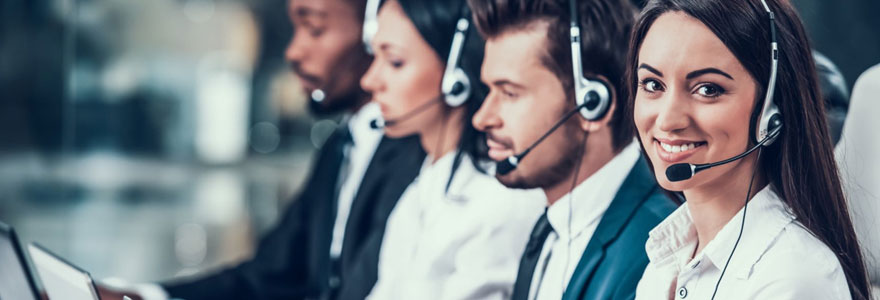 Solution call center